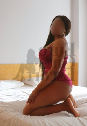Anne-sophie transexual escort in Cañon City Colorado
