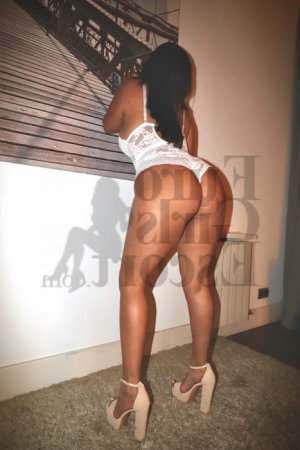 Jodelle transexual escort girl in Laurens
