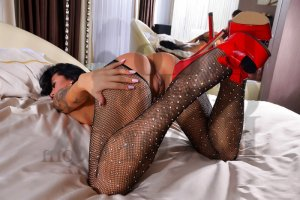 Elvia escort girl in Franconia