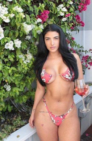 Fanny-laure transexual live escorts